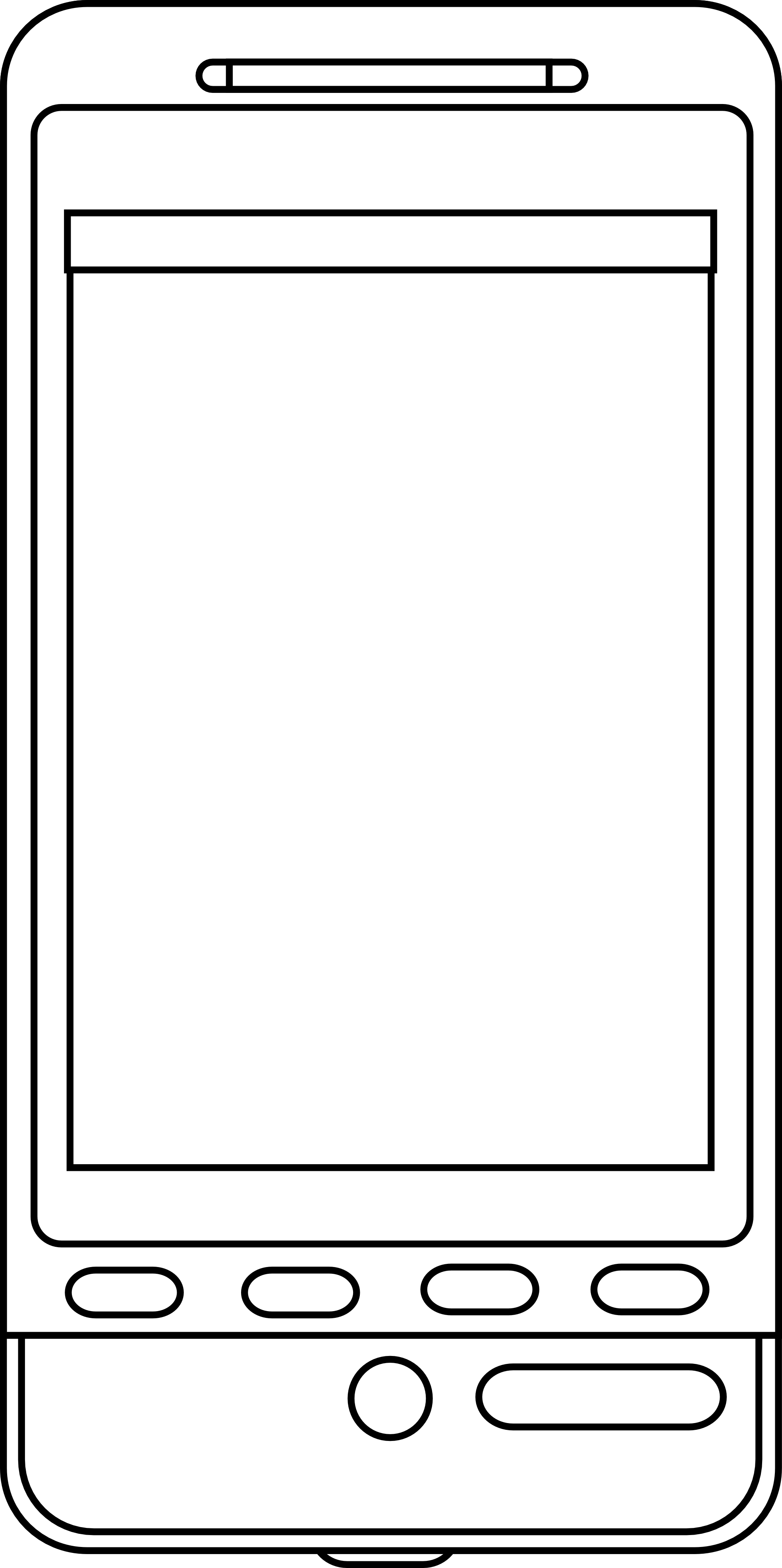 Phone panda free images. Cell clipart black and white