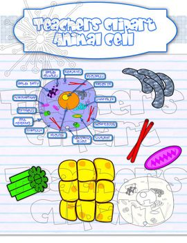 Cell clipart colored.  best science from
