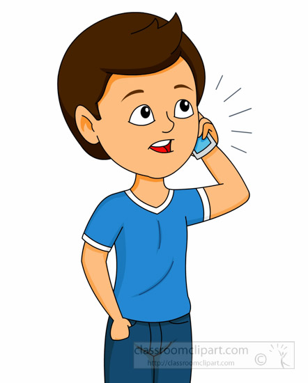 Clipart phone boy. Search results for cell