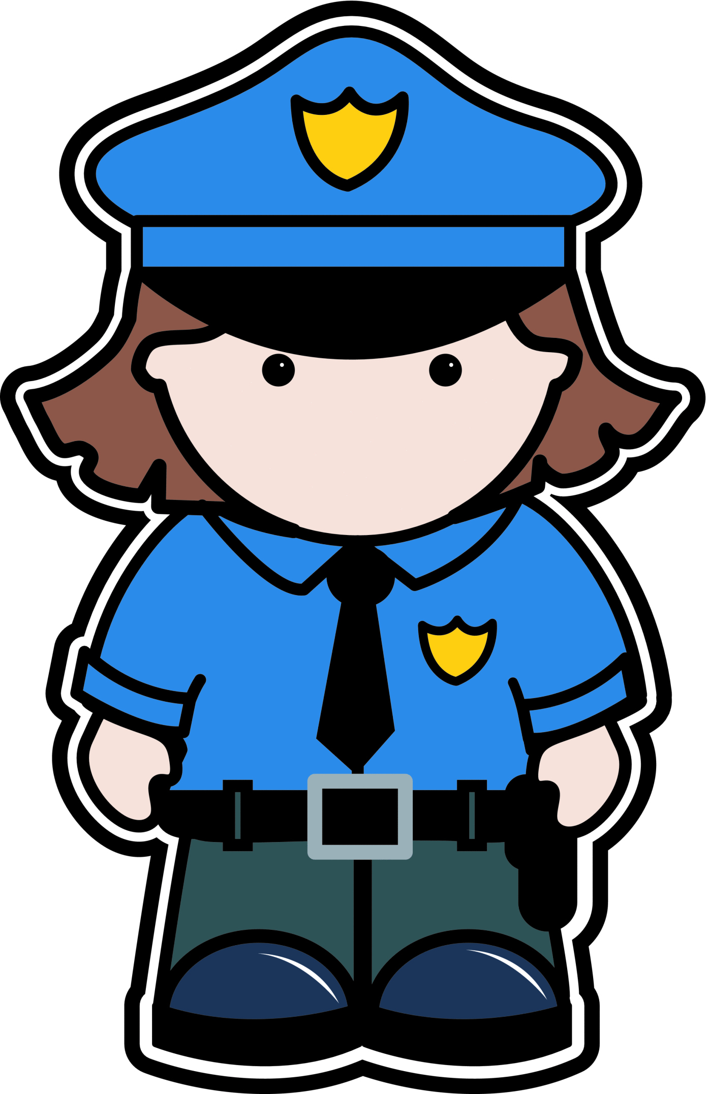 Cell clipart sad. Cop free collection download