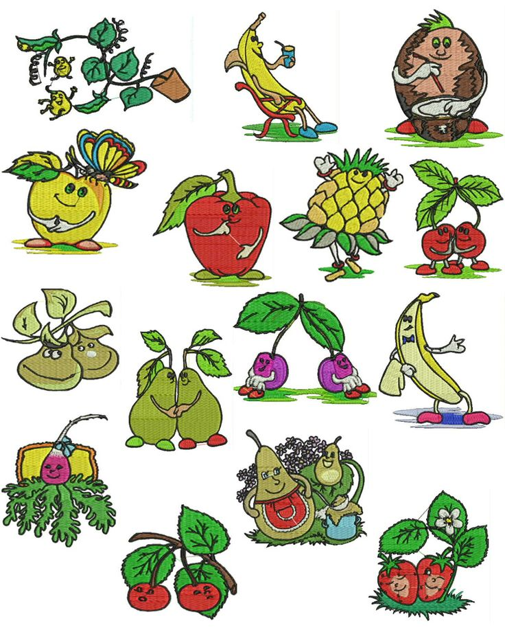 Cell clipart vegetable.  best cute food