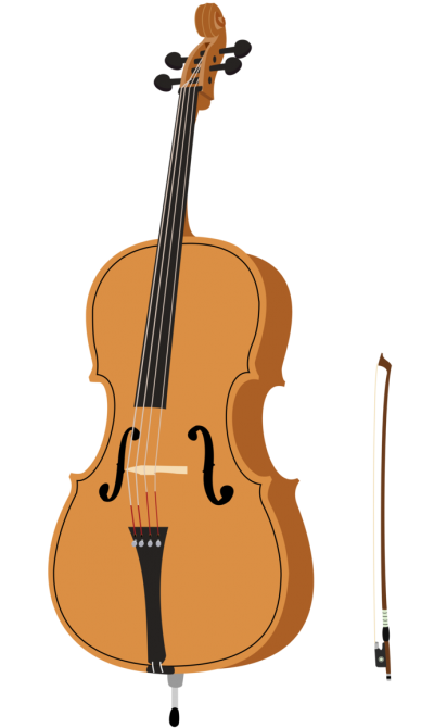 Cello clipart animated. Uncategorized page clipartaz free