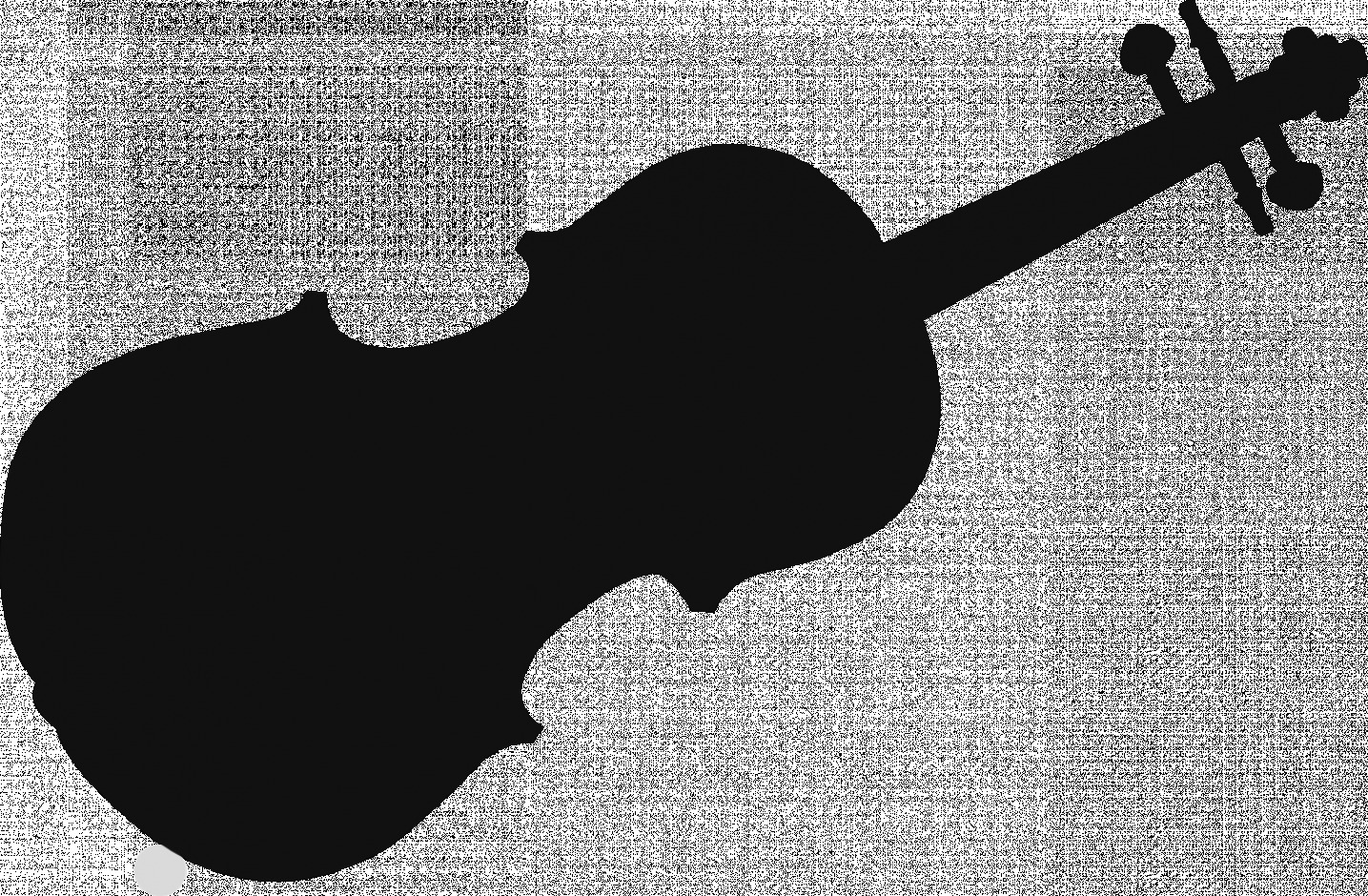 Inspirational clip art elegant. Cello clipart black and white