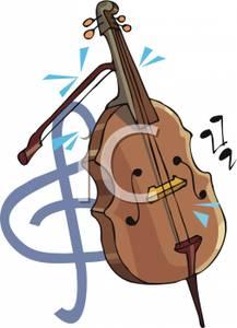 Treble Clef and a Cello