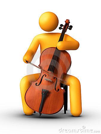 Panda free images celloclipart. Cello clipart cellist