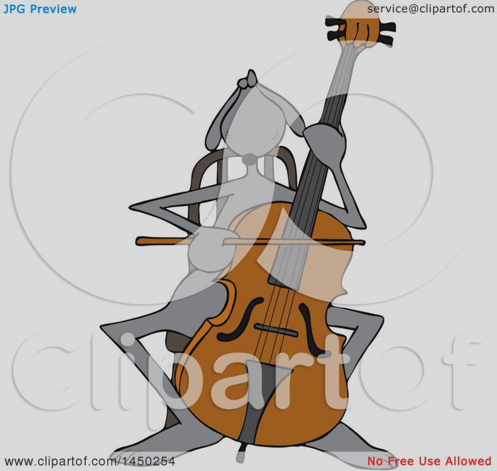 Inspirational clip art elegant. Cello clipart cellist