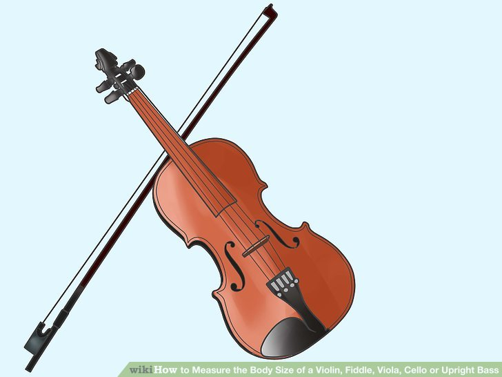 How to measure the. Cello clipart cello bow