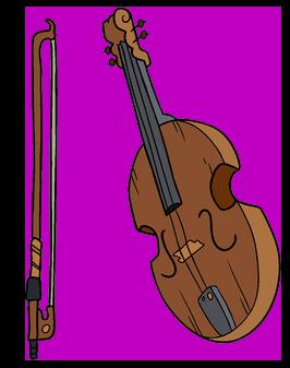 Viola adventure time wiki. Cello clipart chello