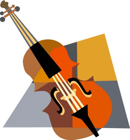 . Cello clipart chello