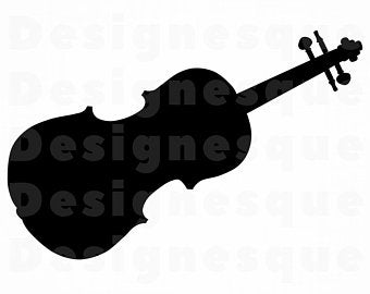 Violin etsy . Cello clipart chinese american