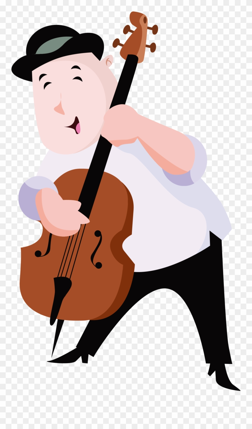 Cello clipart chinese american. Picture library stock