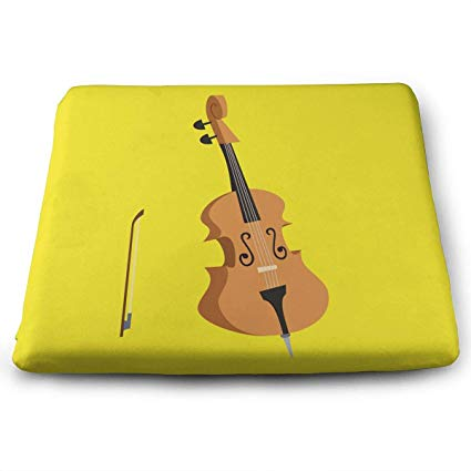 Cello clipart classical instrument. Amazon com ieikkd seat