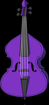 Cello clipart clip art. Brown vector panda free