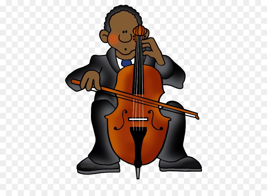 Cello clipart gambar. Biola double bass clip