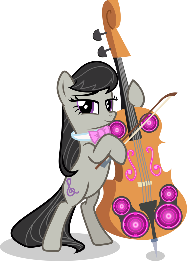 Cello clipart octavia. And the cannon by
