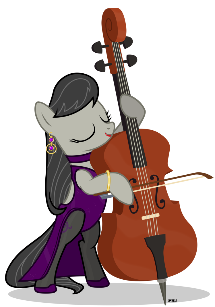 Cello clipart octavia. S new by a