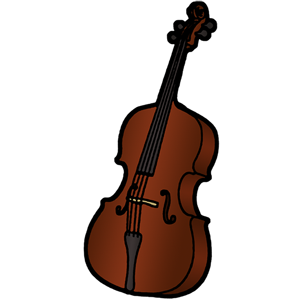 Pin by stepwise music. Cello clipart orchestra