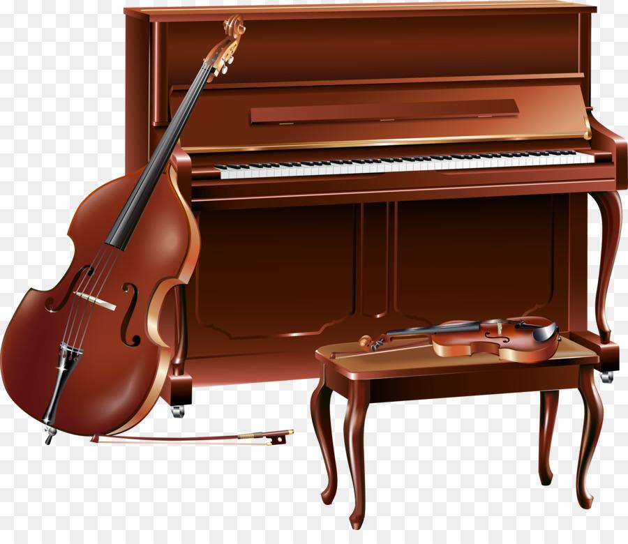 Grand violin clip art. Cello clipart piano