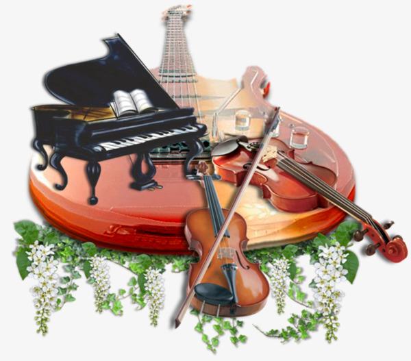 Cello clipart piano. Creative stage musical violin