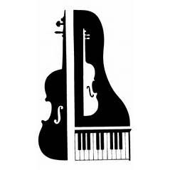 Cello clipart piano. Trio arizona senior academy