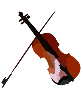 Music clip art at. Cello clipart small violin
