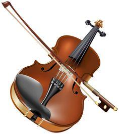 Free clip art image. Cello clipart small violin