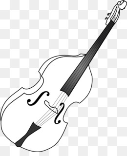 Free download double musical. Cello clipart string bass