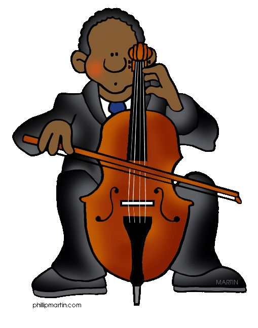 Cello clipart string family.  best instruments of