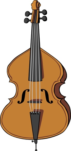 Cello clip art Free vector in Open office drawing svg ( .svg ...