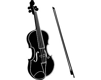 Cello clipart svg. Printable art etsy violin