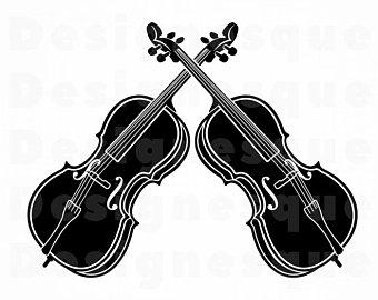 Etsy . Cello clipart tool