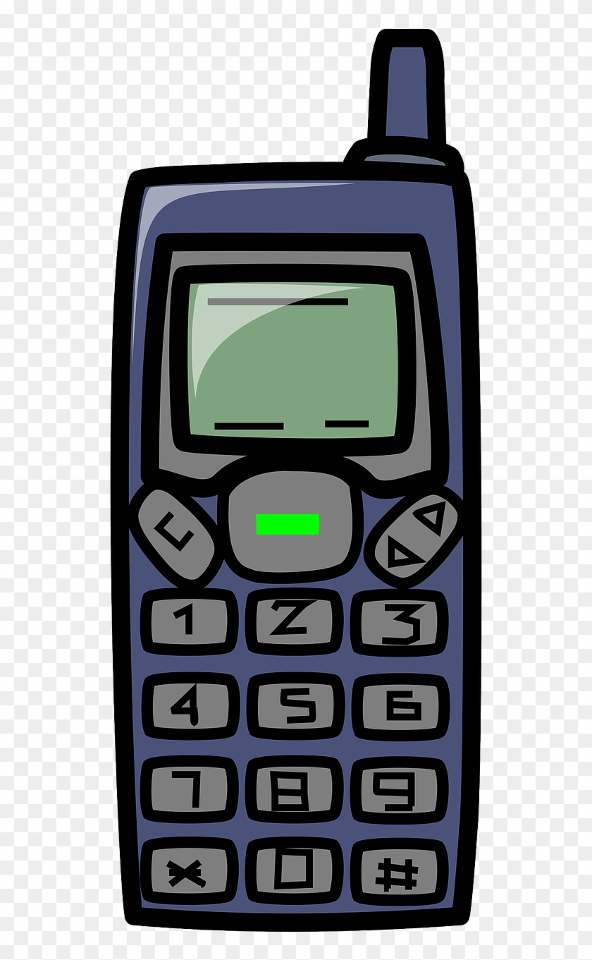Free to use clip. Phone clipart cell