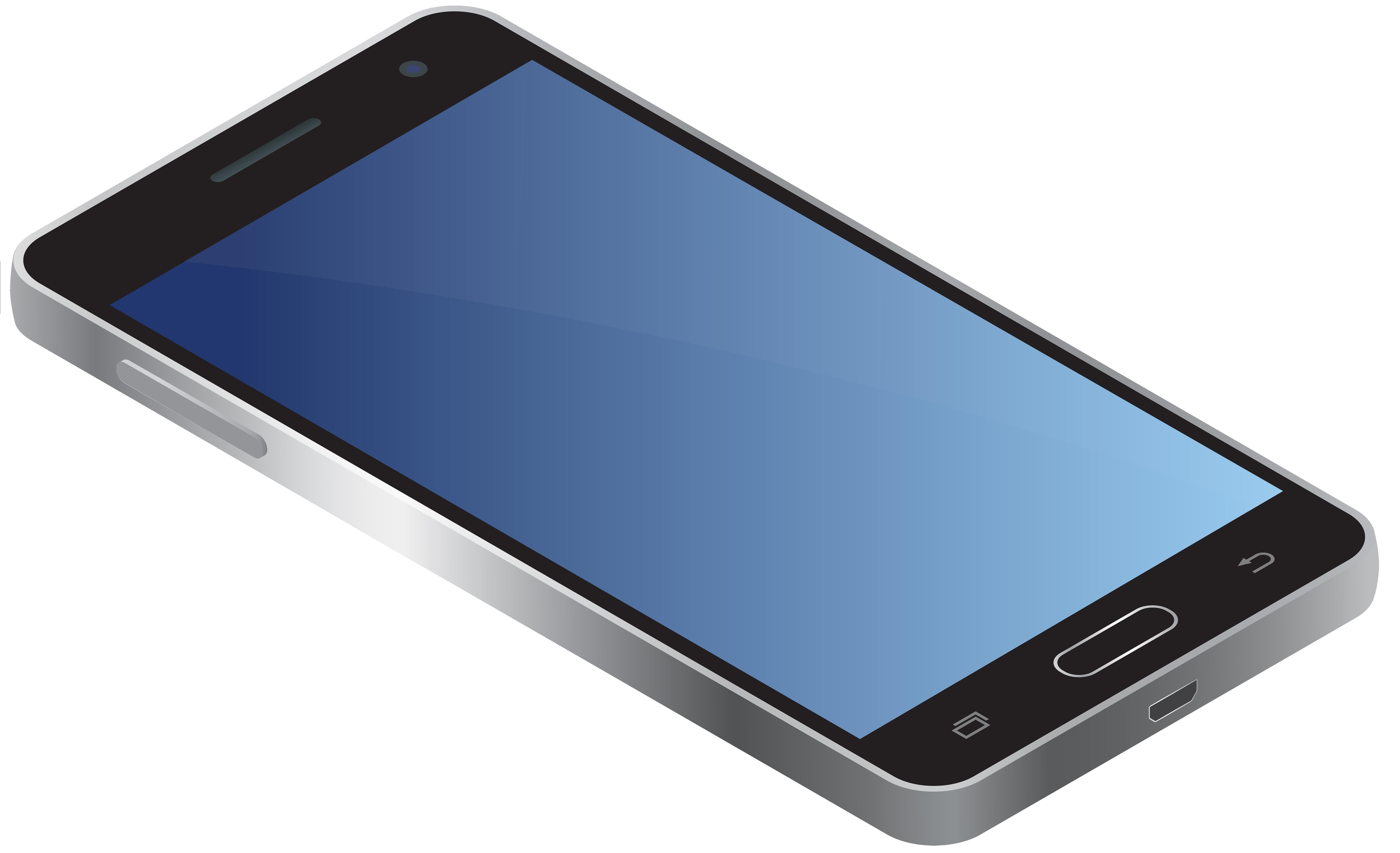Mobile transparent png clip. Cellphone clipart cellular phone