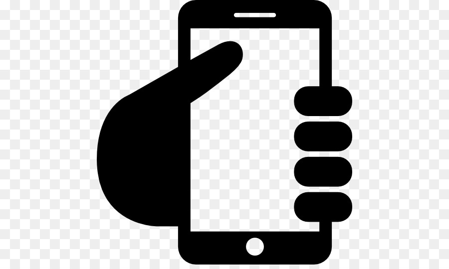 Cellphone clipart hand holding. Iphone s computer icons