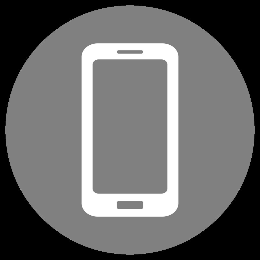 Cellphone clipart icon. Mobile phone urban league