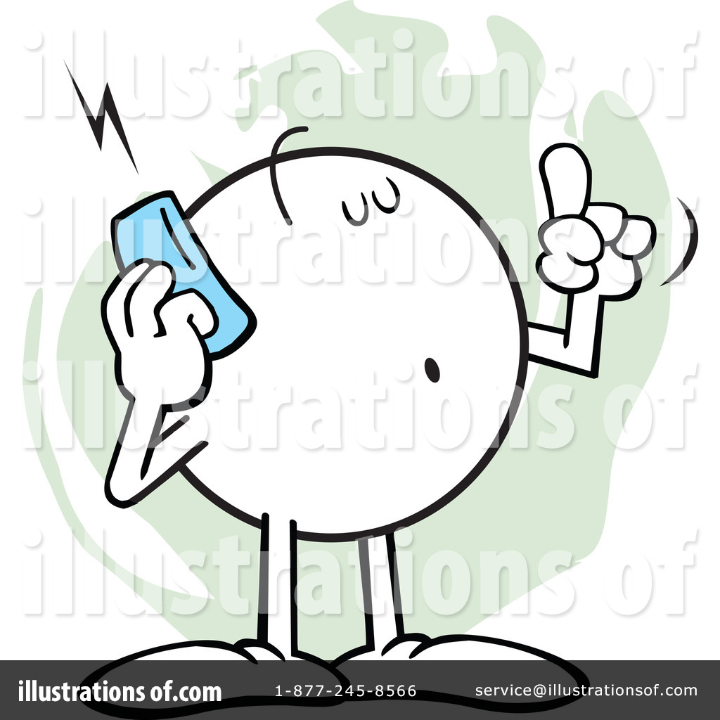 Cellphone clipart informative. Cell phone illustration by