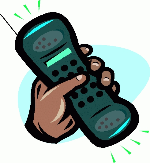 Clipart phone mobile calling. Cell call furniture walpaper