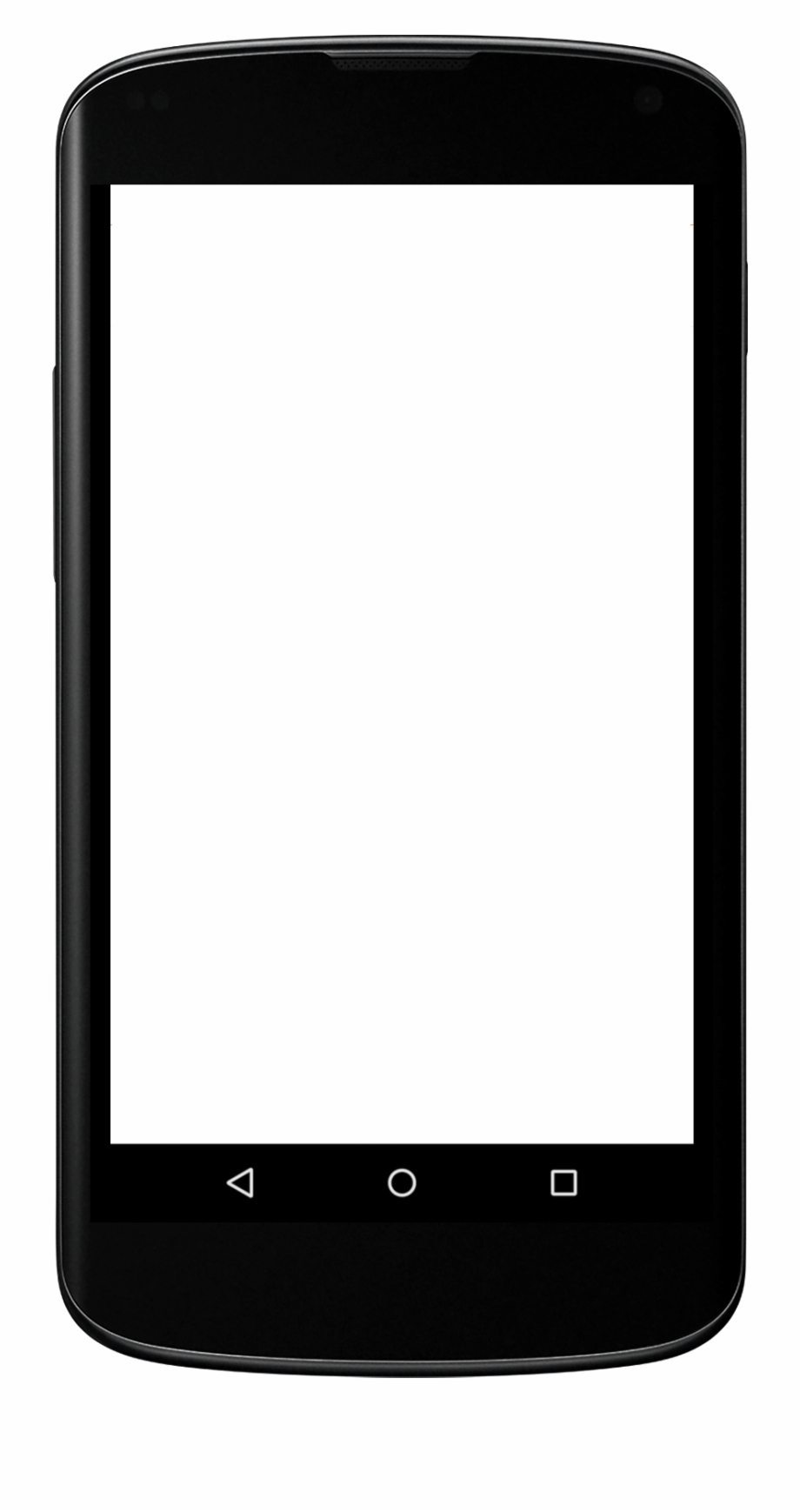 Cellphone clipart phone screen. Iphone smartphone mobile web