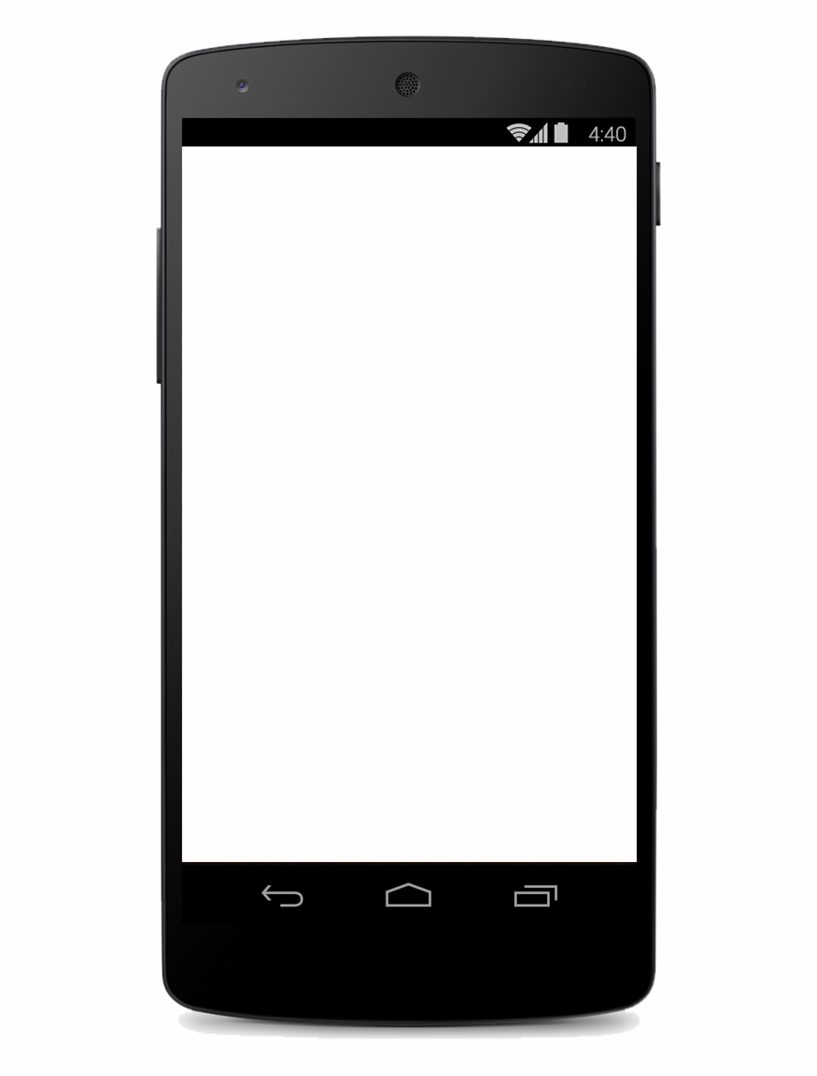 How does it work. Cellphone clipart phone screen