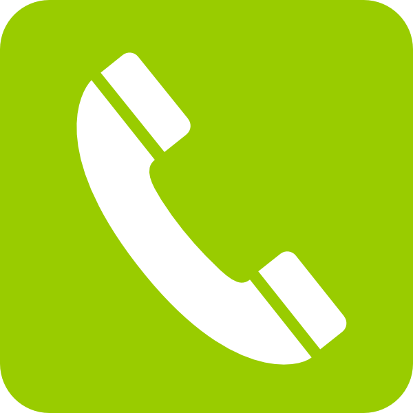 Green cell phone free. Cellphone clipart vector