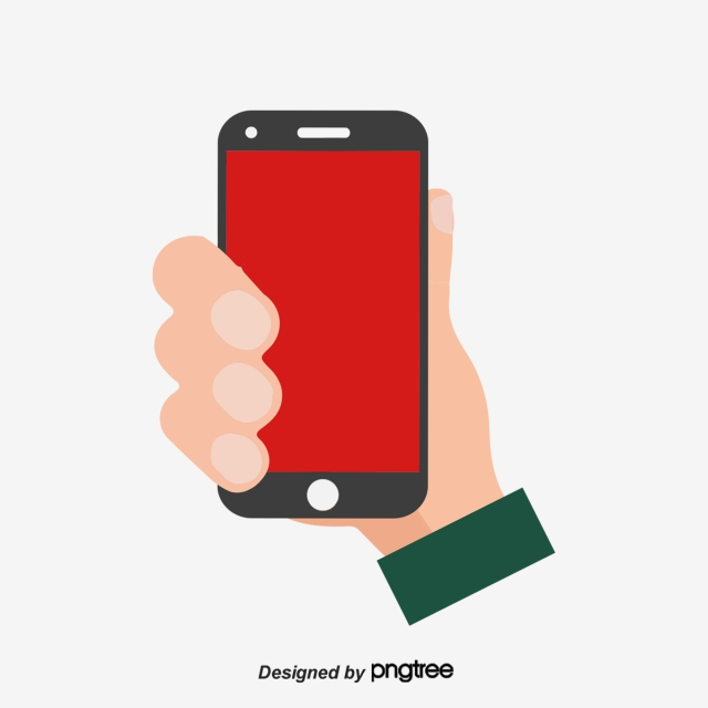 Cell phone png psd. Cellphone clipart vector