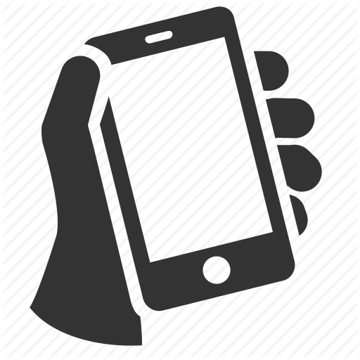 Device by siwat v. Cellphone icon png