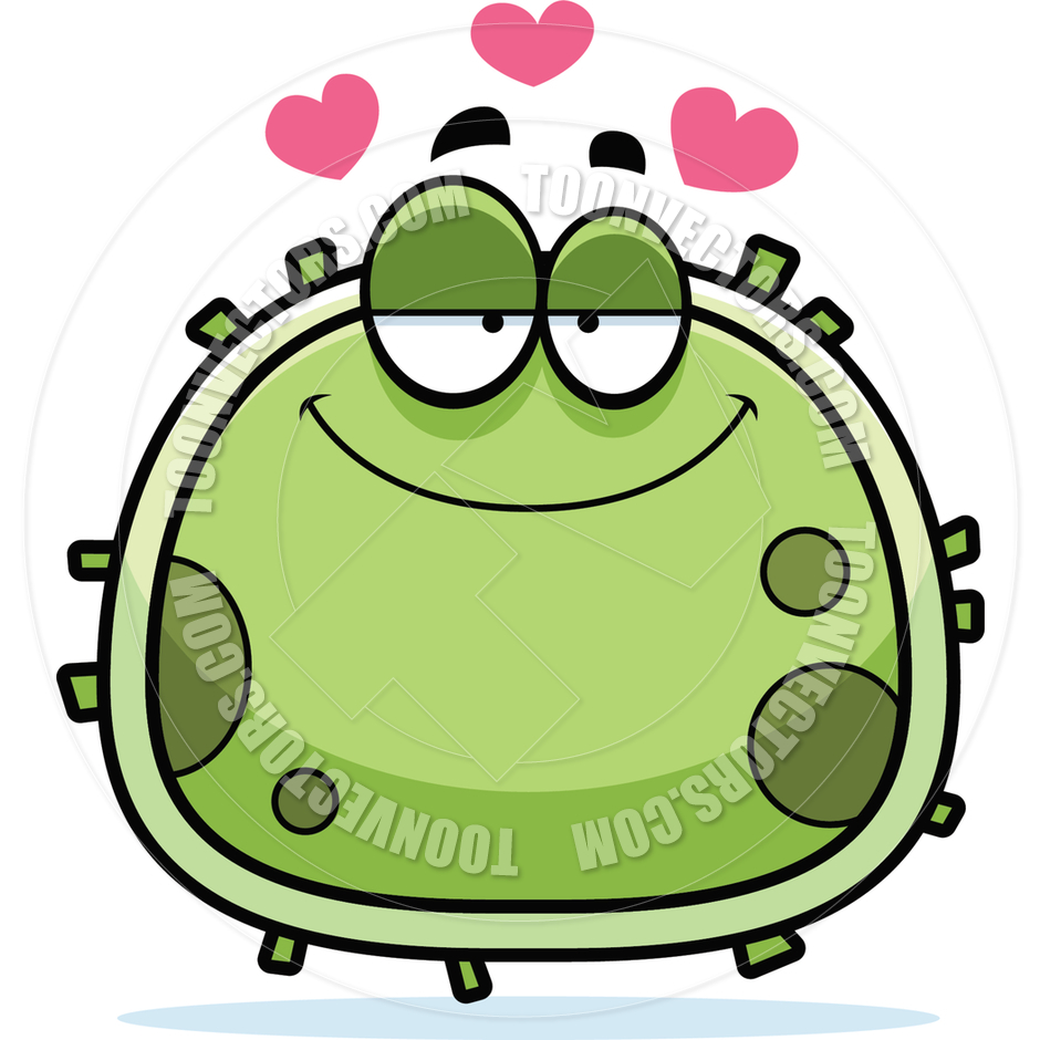 Plant free download best. Cell clipart cute