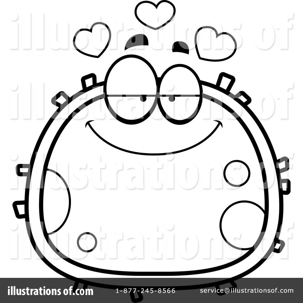 Red blood illustration by. Cell clipart black and white