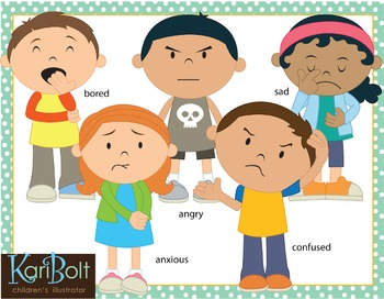 Teaching resources teachers pay. Emotions clipart confident