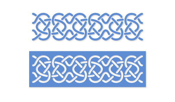 Celtic border png. Craft edge view topic