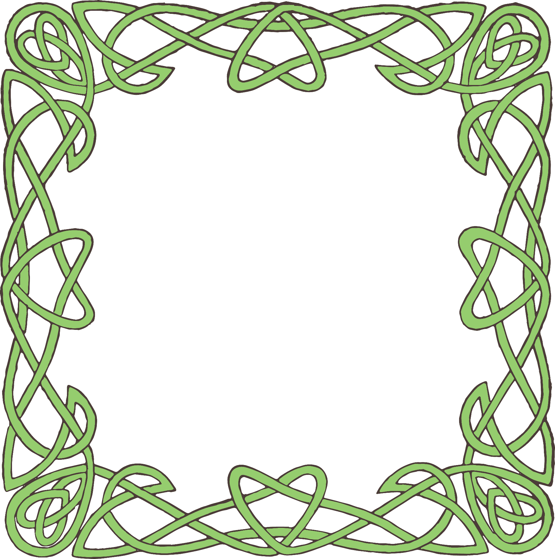 Royalty free images knotwork. Celtic border png