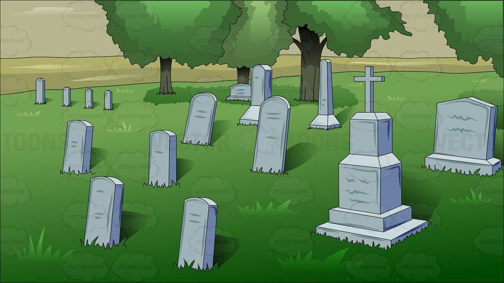 Cemetery clipart.  clipartlook