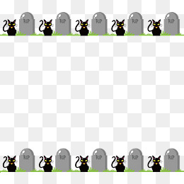 Cemetery clipart border. The graveyard png images