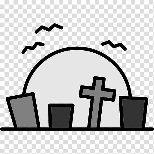 Headstone grave tomb transparent. Cemetery clipart burial